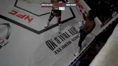 Replay: NFC MMA 139   Oct 22 @ 8 PM