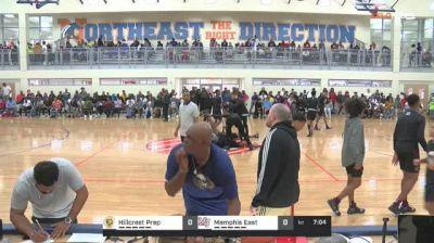 Memphis East vs. Hillcrest Prep - AUX