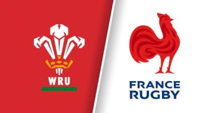 Replay: France vs Wales