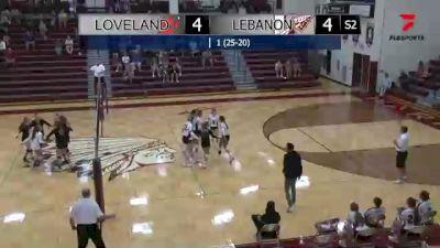 Replay: Lebanon vs Loveland | Sep 9 @ 7 PM