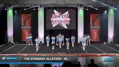 The Stingray Allstars - Wildfire [2021 L3 Junior - Small - B Day 1] 2021 JAMfest Cheer Super Nationals