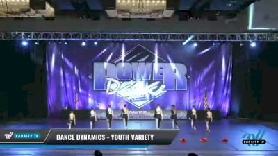 Dance Dynamics - Youth Variety [2021 Youth - Variety Day 2] 2021 ACP Power Dance Nationals & TX State Championship