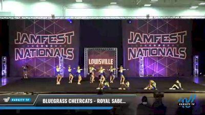 Bluegrass Cheercats - Royal Sabers [2021 L5 Senior Coed Day 2] 2021 JAMfest: Louisville Championship
