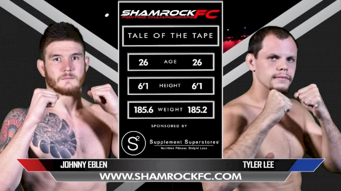Johnny Eblen vs. Tyler Lee | SFC 310 Replay