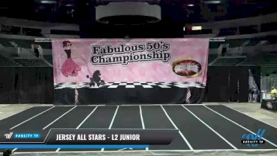 Jersey All Stars - L2 Junior [2021 White Walkers] 2021 ACP Disco Open Championship: Trenton