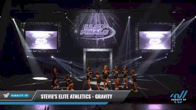 Stevie's Elite Athletics - Gravity [2021 L1 Youth - Small Day 1] 2021 The U.S. Finals: Sevierville