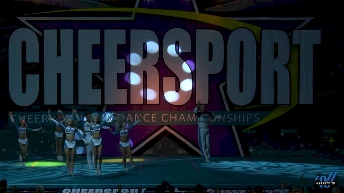 Cheer Extreme - Raleigh - SMOEX [2019 Senior Medium Coed 5