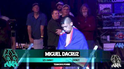 Carlos Arriola vs. Miguel Cruz AKA 2 Replay