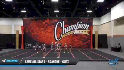 FAME All Stars - Roanoke - Glitz [2021 L2 Youth] 2021 Wolfpack Championship