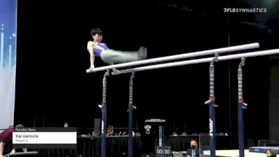 Kai Uemura - Parallel Bars, Region 5 - 2021 Winter Cup & Elite Team Cup