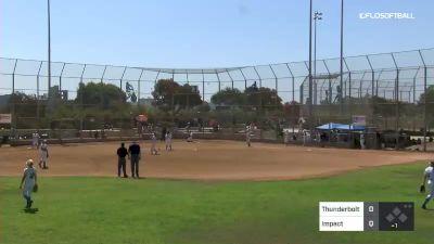 Thunderbolts vs. Impact - Field 3