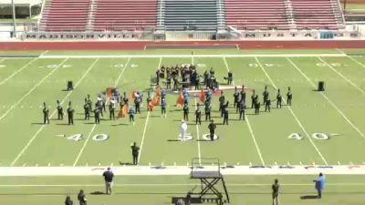 "Franklin High School ""Franklin TX"" at 2021 USBands Madisonville Showcase"