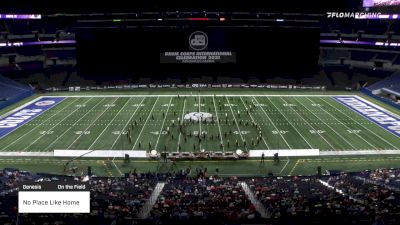 """No Place Like Home """"Genesis"""" at 2021 DCI Celebration (High)"""