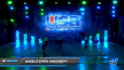 Angelo State University [2019 Mascot Day 2] 2019 USA Collegiate Championships