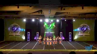 Northern Extreme Athletics - Obsession [2021 L4 Senior Coed - D2 Day 3] 2021 CSG Super Nationals DI & DII