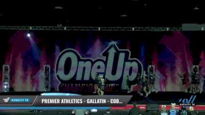Premier Athletics - Gallatin - Cobalt [2021 L3 Junior - Small Day 1] 2021 One Up National Championship
