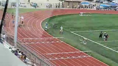 Youth Boys' 110m Hurdles, Finals 2 - Age 15-16