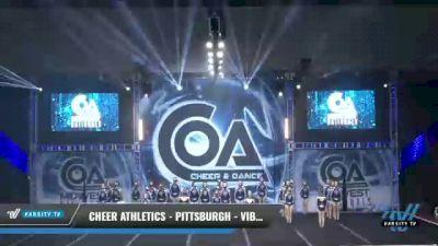 Cheer Athletics - Pittsburgh - VibeCats [2021 L3 Junior - Medium Day 2] 2021 COA: Midwest National Championship