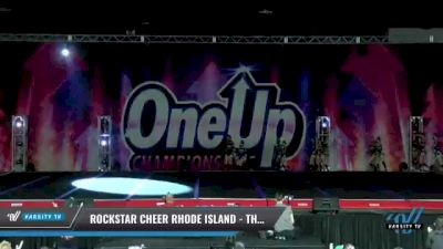 Rockstar Cheer Rhode Island - The Sugarhill Gang [2021 L3 Junior - Medium Day 2] 2021 One Up National Championship