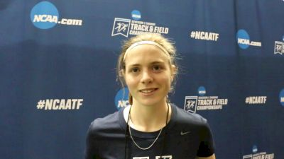 Villanova's Siofra Cleirigh Buttner Sets New Irish Record In 800