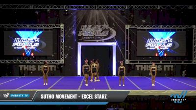 SuTho Movement - Excel Starz [2021 L3.1 Performance Recreation - 14 and Younger (NON) Day 1] 2021 The U.S. Finals: Ocean City
