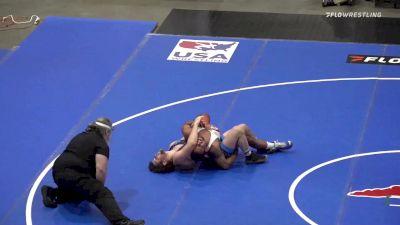 86 kg Final - Mark Hall, Team Simon Roberts vs Chris Foca, Team Lloyd Keaser