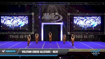 Volition Cheer Allstars - Heat [2021 Junior - Hip Hop Day 2] 2021 The U.S. Finals: Ocean City