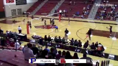 Replay: Pflugerville vs Weiss | Oct 26 @ 7 PM