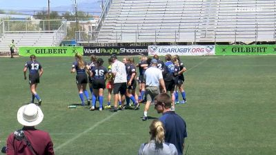 2019 College 7s Women D2 7th Place: Babson vs Stony Brook