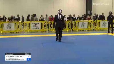 RAFAELA RIBEIRO GUEDES vs GABRIELLE MCCOMB LIMA 2020 IBJJF Pan No-Gi Championship