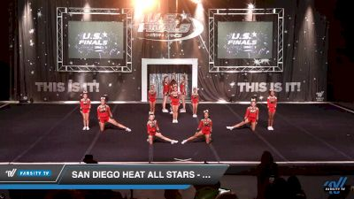 San Diego Heat All Stars - Lady Evolution [2019 Junior 2 Day 1] 2019 US Finals Las Vegas