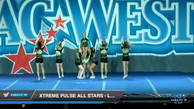 Xtreme Pulse All Stars - Love Struck [2020 L2 Junior - D2 - Small - A Day 2] 2020 PacWest