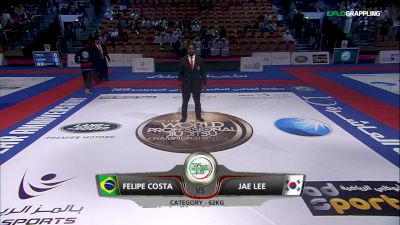 Felipe Costa vs Jae Lee 2018 Abu Dhabi World Pro