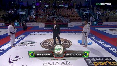 Iuri Ribeiro vs Bruno Marques 2018 Abu Dhabi World Pro