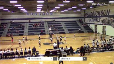 Replay: Stony Point HS vs Hendrickson HS - 2021 Stony Point vs Hendrickson   Aug 24 @ 7 PM