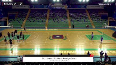 Replay: Colorado Men's Foreign Tour | Aug 13 @ 9 PM