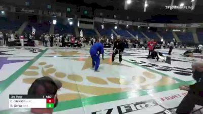 Ekaras Jackson vs Rudy Garza 2021 F2W Colorado Open - EVENT