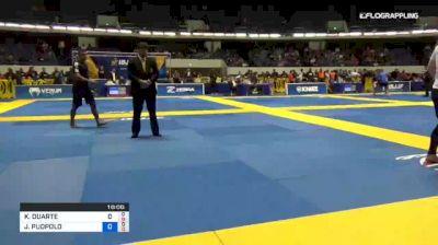 KAYNAN DUARTE vs JAMES PUOPOLO 2018 World IBJJF Jiu-Jitsu No-Gi Championship