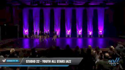 Studio 22 - Youth All Stars Jazz [2021 Youth - Jazz Day 1] 2021 GLCC: The Showdown Grand Nationals