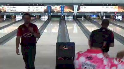 Replay: Lanes 7-8 - 2021 PBA FloBowling Jonesboro Open - Cashers Round