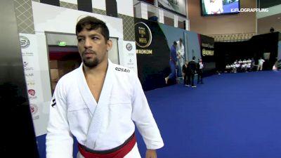 Caio Soares vs Rudson Mateus Sarmento Teles 2019 Abu Dhabi King of Mats