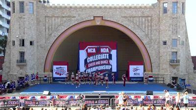 Coastal Alabama College [2018 Small Coed Cheer Division II Finals] NCA & NDA Collegiate Cheer and Dance Championship