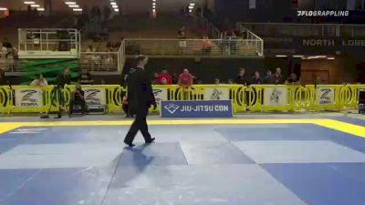 MICHELLE WELTI vs GABRIELI PESSANHA DE SOUZA MARIN 2021 Pan Jiu-Jitsu IBJJF Championship
