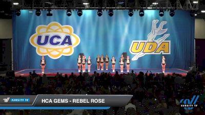 - HCA Gems - Rebel Rose [2019 Senior 2 Day 2] 2019 UCA Bluegrass Championship