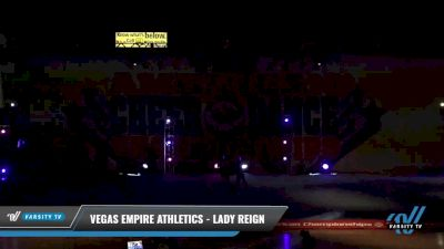 Vegas Empire Athletics - Lady Reign [2021 L2 Junior - D2 - Small Day 2] 2021 The American Celebration DI & DII