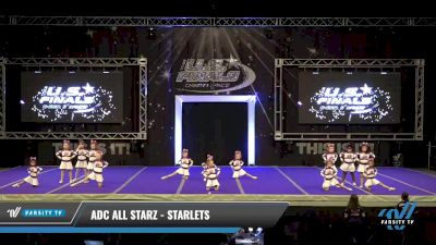 ADC All Starz - Starlets [2021 L1.1 Mini - PREP Day 1] 2021 The U.S. Finals: Ocean City