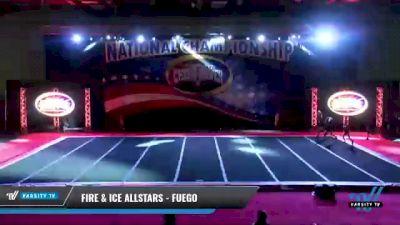 Fire & Ice Allstars - Fuego [2021 L2 Junior - Small Day 2] 2021 ACP: Midwest World Bid National Championship