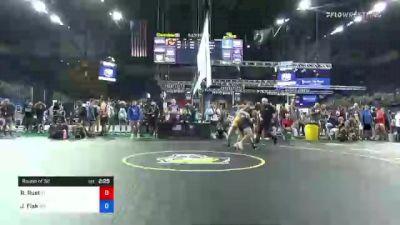 152 lbs Round Of 32 - Riley Rust, Indiana vs Joseph Fisk, Maryland