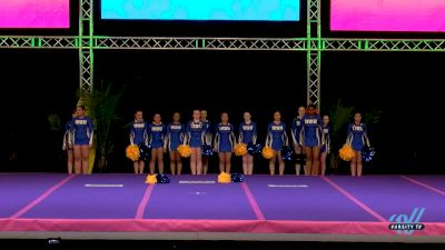 Worcester State University - Worcester State University [2019 Intermediate - College Day 1] 2019 Reach The Beach Nationals