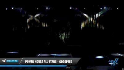 Power House All Stars - Godspeed [2021 L1 Junior - Medium Day 1] 2021 ACP Cash Bash Championship